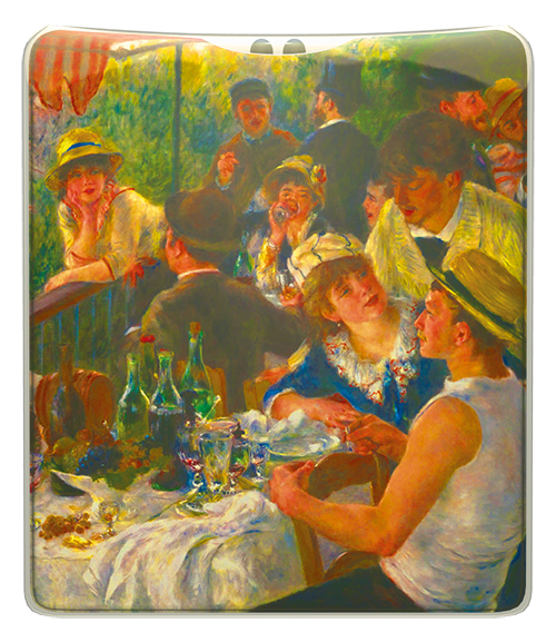 Renoir - Luncheon of the Boating Party Handbag Torch